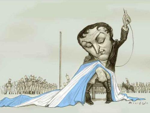 Belgrano bandera